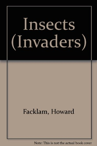 9780805028591: Insects (Invaders)