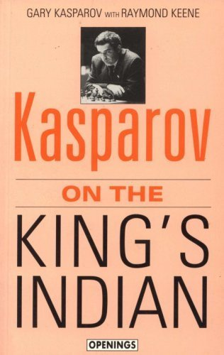9780805029468: Kasparov on the King's Indian (Batsford Chess Library)