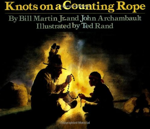 9780805029550: Knots on a Counting Rope (Henry Holt big books)