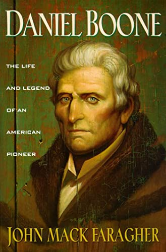 9780805030075: Daniel Boone: The Life and Legend of an American Pioneer (An Owl Book)