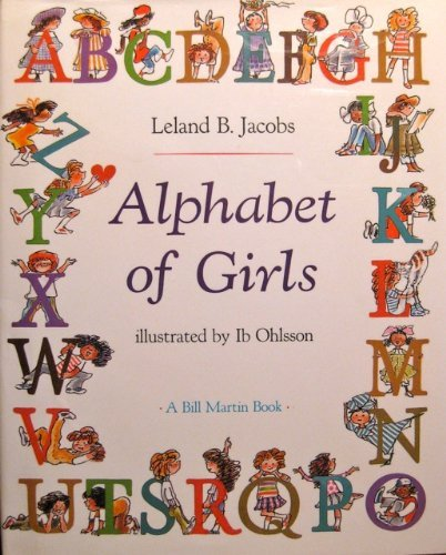 9780805030181: Alphabet of Girls