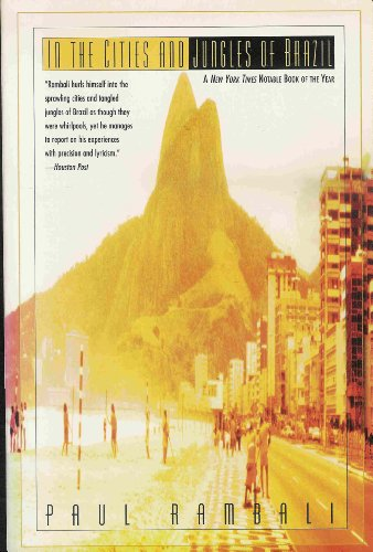 9780805030785: In the Cities and the Jungles of Brazil