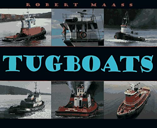 Tugboats (0805031162) by Maass, Robert
