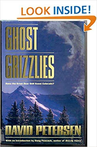 9780805031171: Ghost Grizzlies