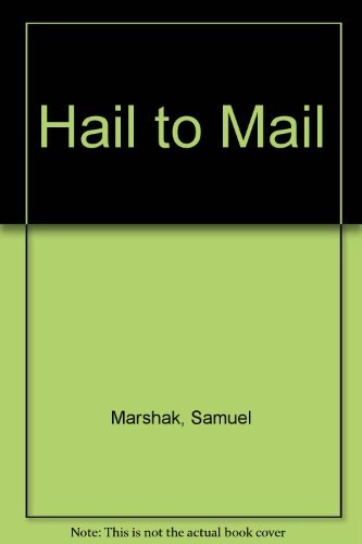 9780805031249: Hail to Mail