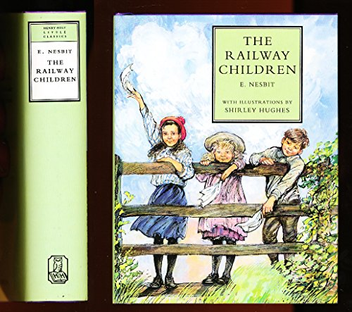 Image result for the railway children henry holt classic book cover image