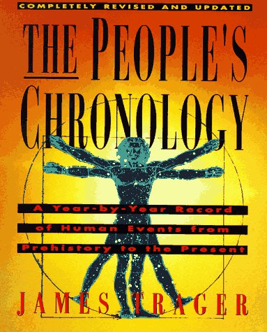 9780805031348: The People's Chronology: A Year-By-Year Record of Human Events from Prehistory to the Present (A Henry Holt Reference Book)