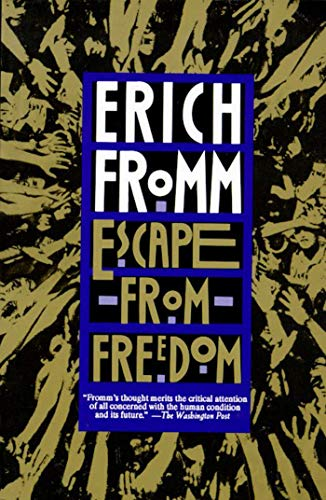 9780805031492: Escape from Freedom
