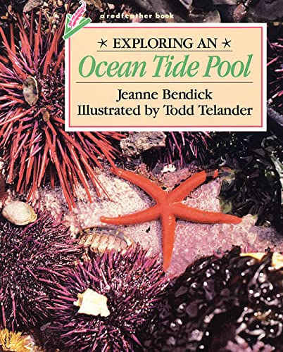 9780805032734: Exploring an Ocean Tide Pool (Redfeather Book)