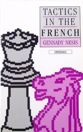 9780805032796: Tactics in the French (The Batsford Chess Library)