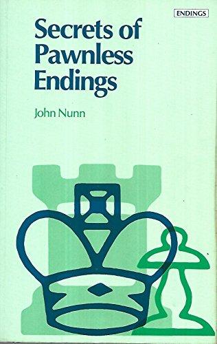 9780805032857: Secrets of Pawnless Endings (Batsford Chess Library)