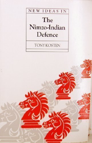 9780805032864: New Ideas in the Nimzo-Indian Defence (Batsford Chess Library)