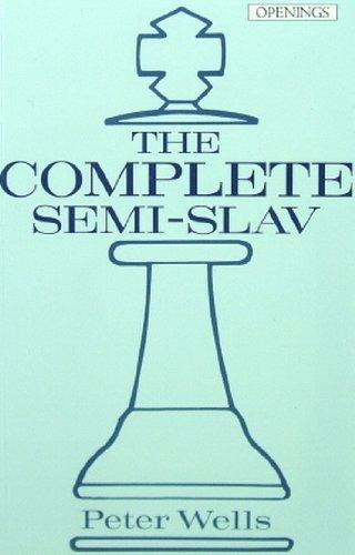 9780805032888: The Complete Semi-Slav (Batsford Chess Library)