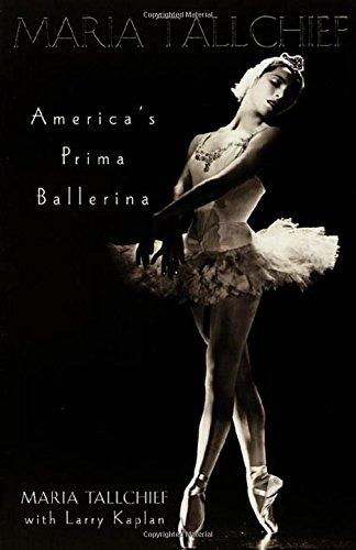 Maria Tallchief: America's Prima Ballerina. Signed by Maria Tallchief.: Tallchief, Maria; ...