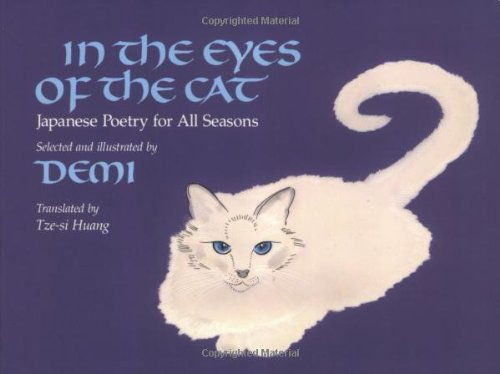 9780805033830: In the Eyes of the Cat: Japanese Poetry For All Seasons