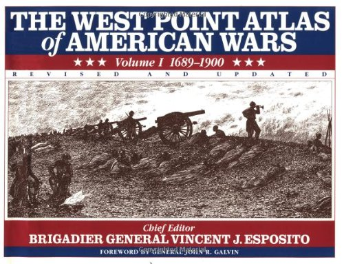 The West Point Atlas of American Wars: Vincent J. Esposito