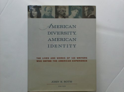 9780805034301: American Diversity, American Identity: The Lives and Works of 145 Writers Who Define the American Experience (Henry Holt Reference Book)