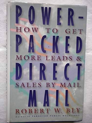 9780805035056: Power-Packed Direct Mail: How to Get More Leads and Sales by Mail