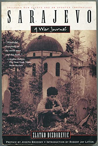 9780805035353: Sarajevo: A War Journal