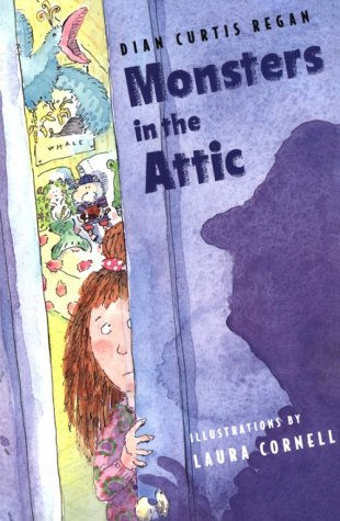 9780805037098: Monsters in the Attic