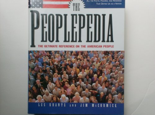 9780805037272: The Peoplepedia: The Ultimate Reference on the American People (Henry Holt Reference Book)