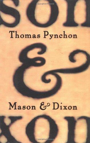 9780805037586: Mason and Dixon