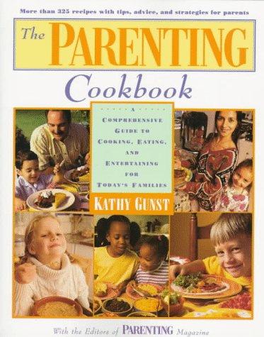 9780805037845: The Parenting Cookbook