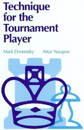 9780805039009: Technique for the Tournament Player (Batsford Chess Library)