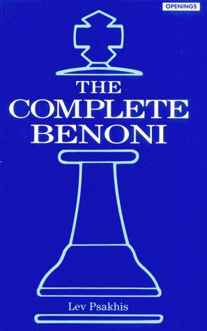 9780805039047: The Complete Benoni