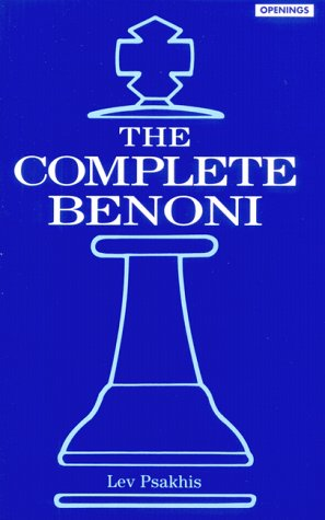 9780805039047: The Complete Benoni (Batsford Chess Library)
