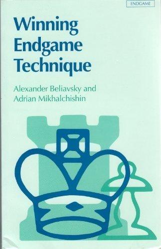 9780805039054: Winning Endgame Technique (Batsford Chess Library)