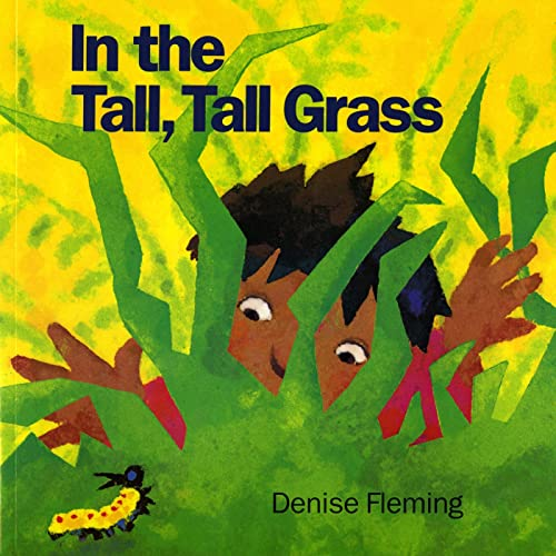In the Tall, Tall Grass (An Owlet Book) (0805039414) by Fleming, Denise