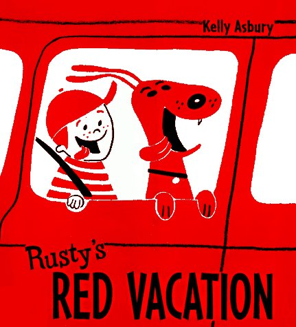 Rusty's Red Vacation (0805040218) by Asbury, Kelly