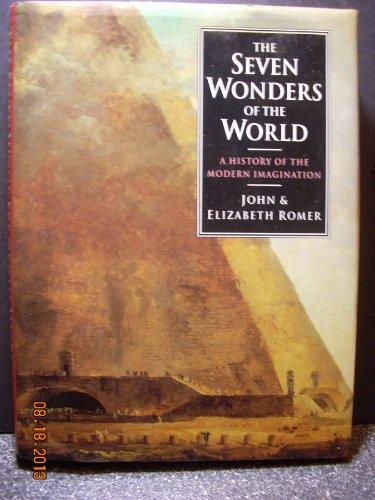 The Seven Wonders of the World: A: John Romer, Elizabeth