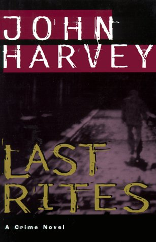 9780805041507: Last Rites: A Crime Novel (Charles Resnick Novels)
