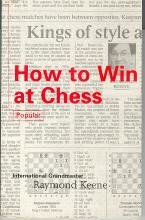 9780805042221: How to Win at Chess (Batsford Chess Library)