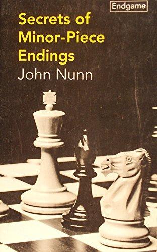 9780805042283: Secrets of Minor-Piece Endings (Batsford Chess Library)