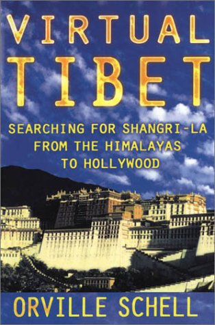 9780805043822: Virtual Tibet: Searching for Shangri-La from the Himalayas to Hollywood