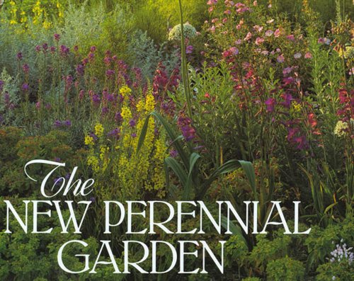 9780805046731: The New Perennial Garden