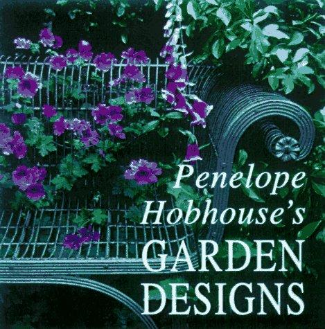 9780805048629: Penelope Hobhouse's Garden Designs