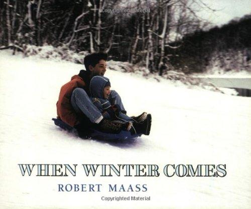 When Winter Comes (An Owlet Book) (0805049266) by Maass, Robert