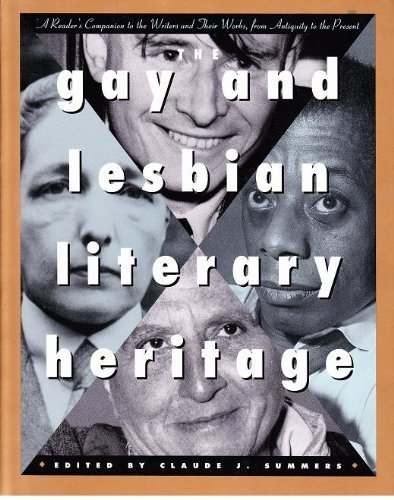 9780805050097: Gay and Lesbian Literary Heritage