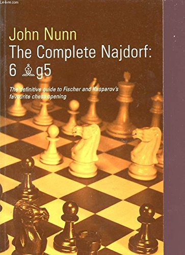 9780805050486: The Complete Najdorf