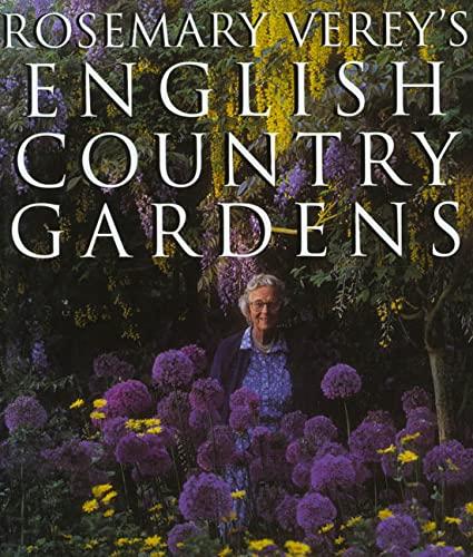 9780805050806: Rosemary Verey's English Country Gardens