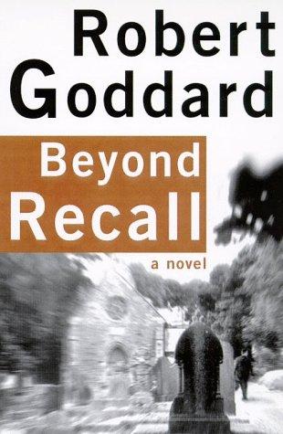 9780805051100: Beyond Recall: A Novel