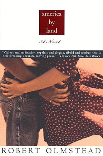 9780805051193: America by Land: A Novel