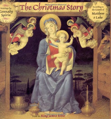 9780805052923: The Christmas Story: From The King James Bible