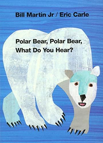 9780805053883: Polar Bear, Polar Bear, What Do You Hear? (Brown Bear and Friends)