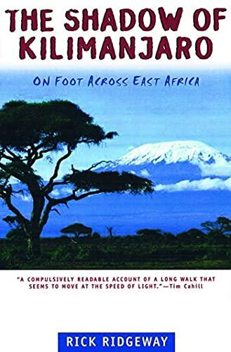 9780805053906: The Shadow of Kilimanjaro