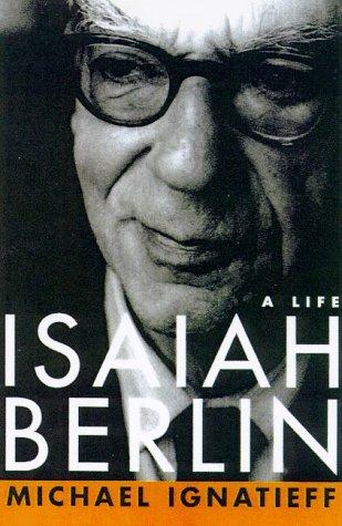 9780805055207: Isaiah Berlin: a Life